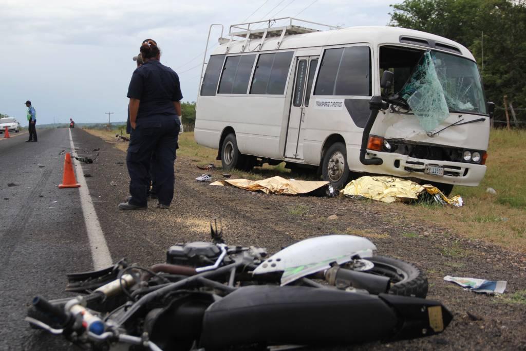 Accidentes de buseros dejan 35 fallecidos a mediados de este año