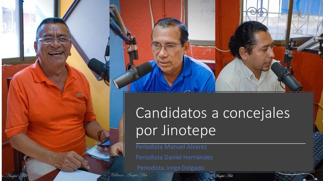 Periodistas candidatos para elecciones municipales 2017
