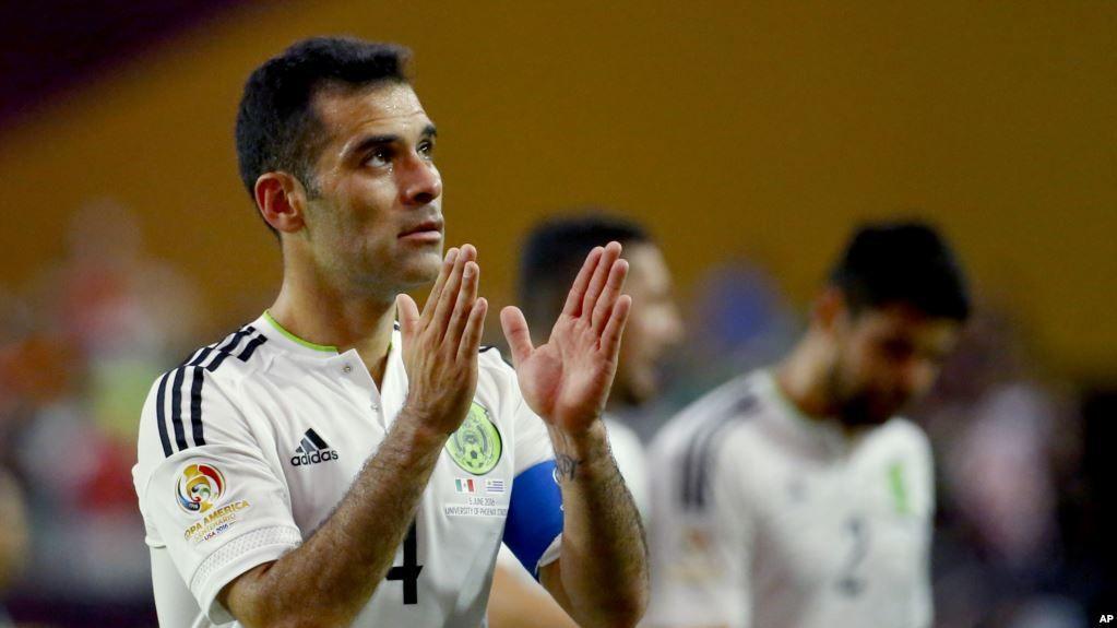 Futbolista y cantante mexicanos en lista negra del Tesoro de EE.UU.