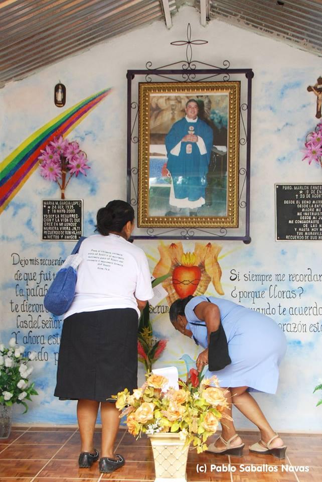Seis años del asesinato del padre Pupiro