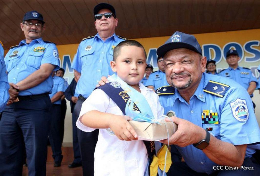 Resultado de imagen para policia nicaragua 19digital