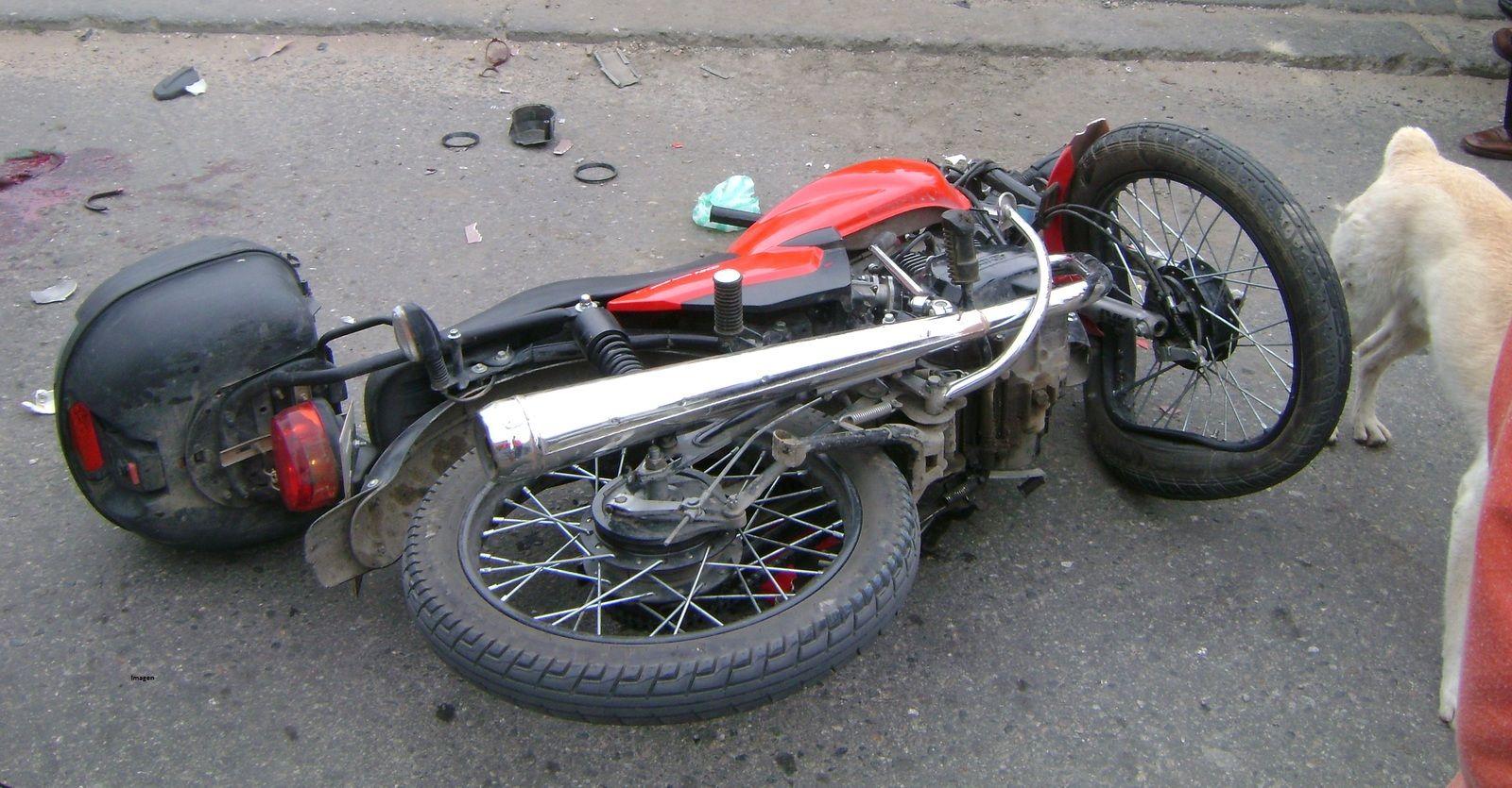 Fallece  motociclista en Masatepe