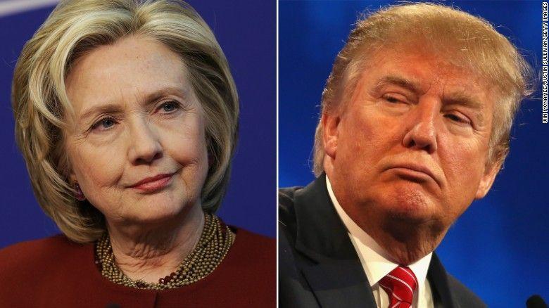 Trump demanda investigar a la Fundación Clinton
