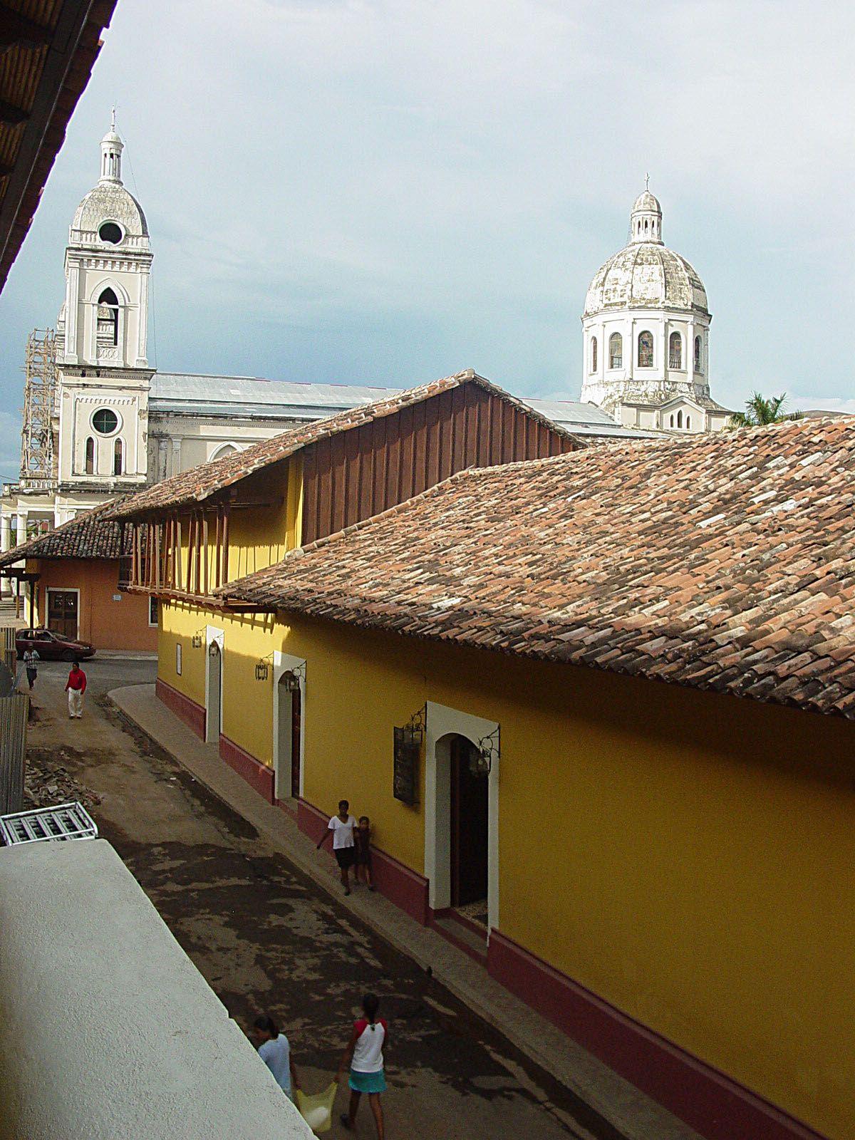Destinos turísticos en Nicaragua de bajo presupuesto
