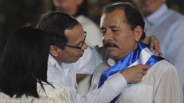 Por qué la Asamblea Nacional de Nicaragua tiene a un muerto como su presidente