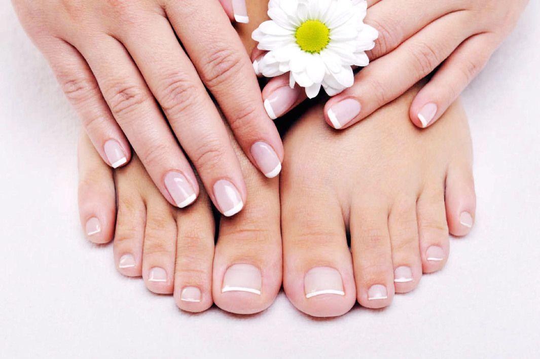 Luce tus manos y tus pies impecables