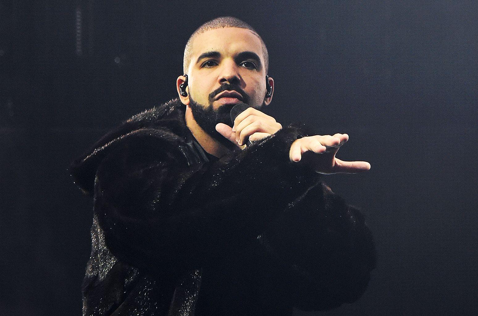 Drake, el más escuchado en el mundo